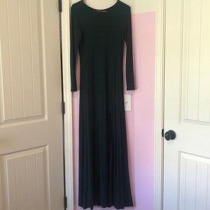 Lulus Long Sleeve Dress
